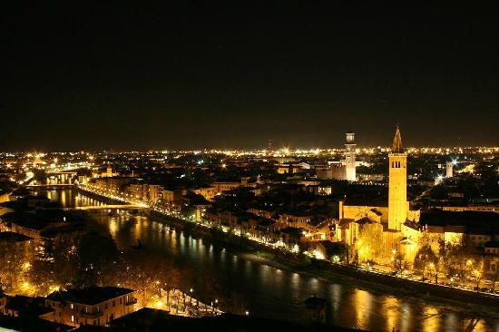 Verona by nigth