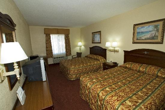BEST WESTERN Edgewater Inn: 2 Queen Room