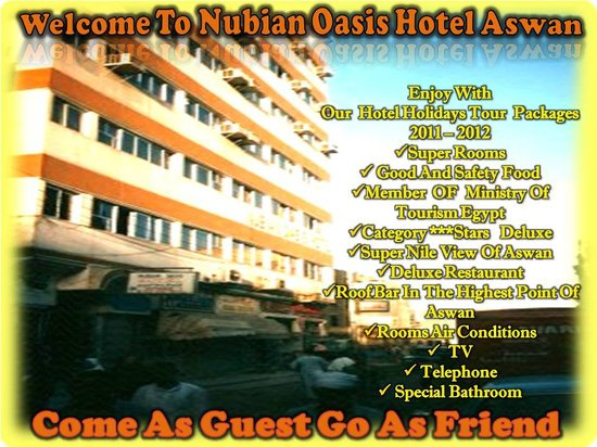 Photo of Nubian Oasis Hotel Aswan