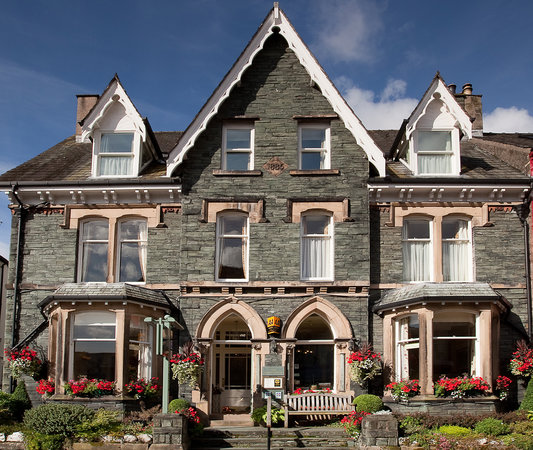 Edwardene Hotel: The Edwardene, Gold Award Winning Guest House