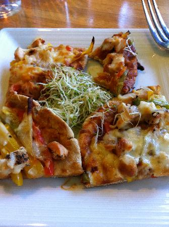 Hilton Head Health: Another yummy low-cal meal, BBQ chicken pizza