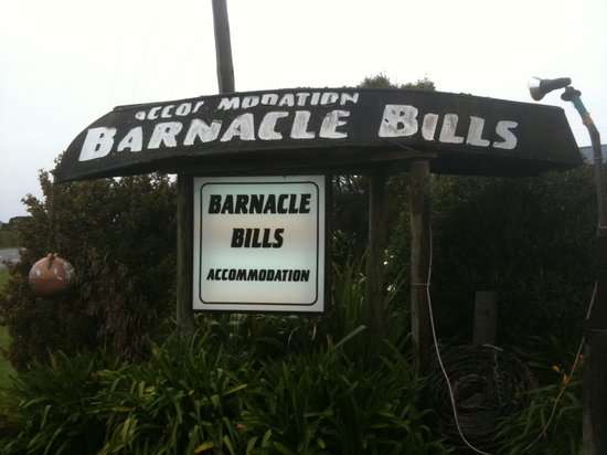 Barnacle Bills: Can't Miss It