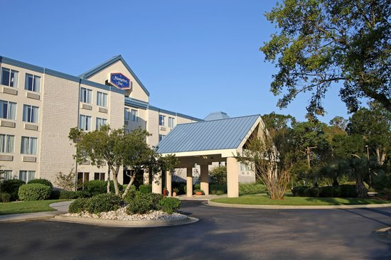 Hampton Inn Morehead City Hotel