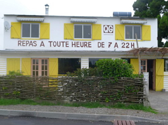 La Plaine des Cafres hotels