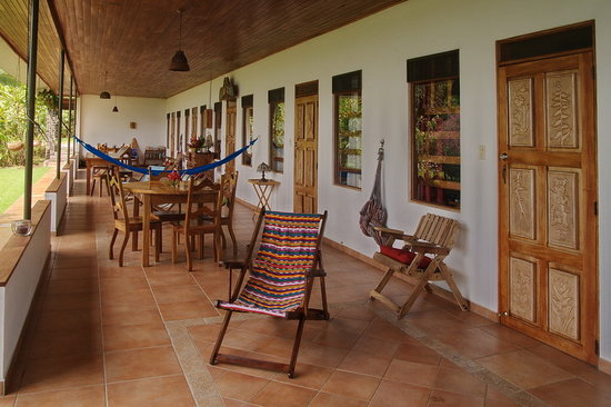 La Ceibatree- Lodge