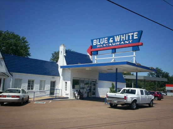 Blue & White Restaurant, Tunica - Menu, Prices ...
