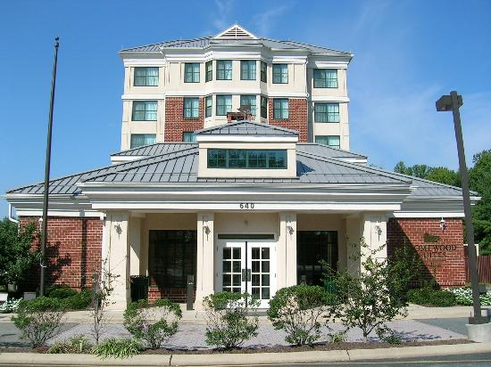 Homewood Suites Newark/Wilmington South: Hotelfassade