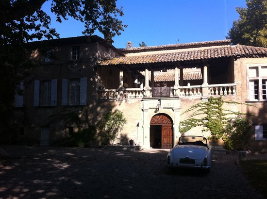Chateau Beaupre Deleuze