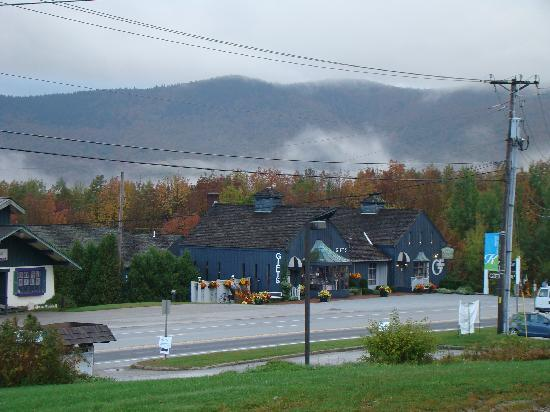 Killington Motel: View From the hotel