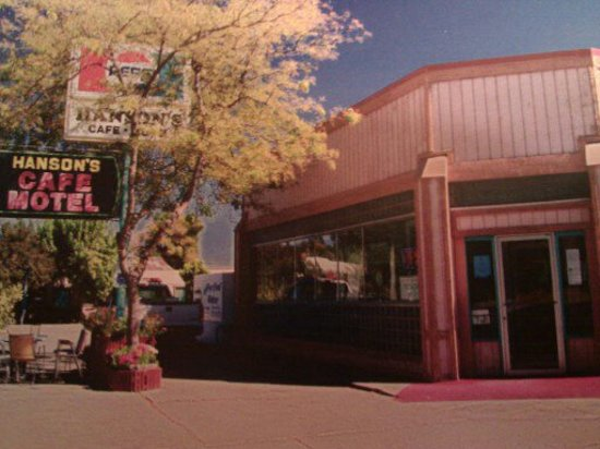 Hanson's Cafe and Motel