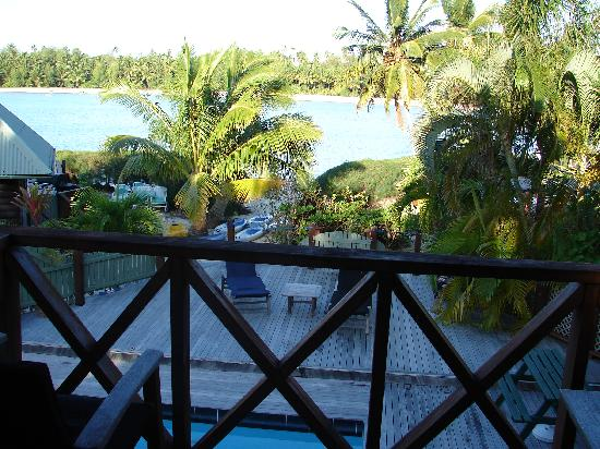 Sokala Villas: View from Cottage No 2