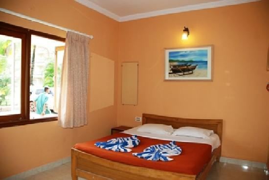 Goveia Holiday Homes: sunny bright room