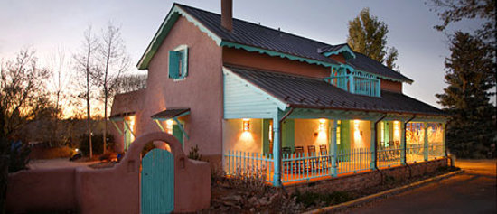 The territorial house taos new mexico villa reviews for Territorial home design
