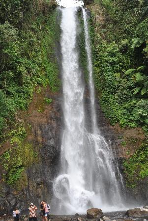 Singaraja, Endonezya: waterfall