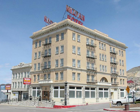 Tonopah Hotels