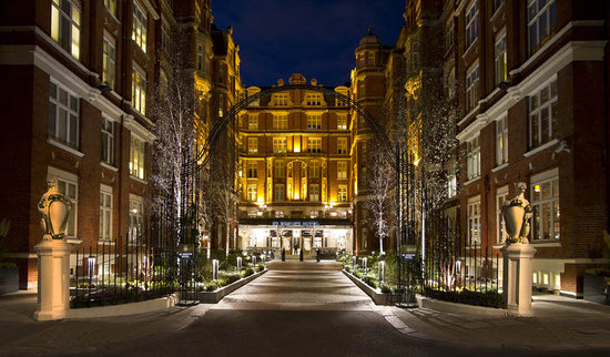 London England St Ermin S Hotel Autograph Collection