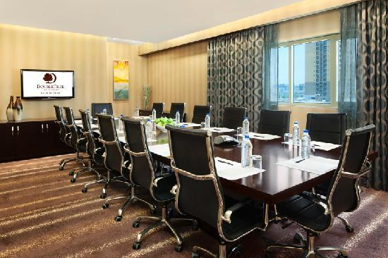 Doubletree by Hilton Ras Al Khaimah: Meeting Room