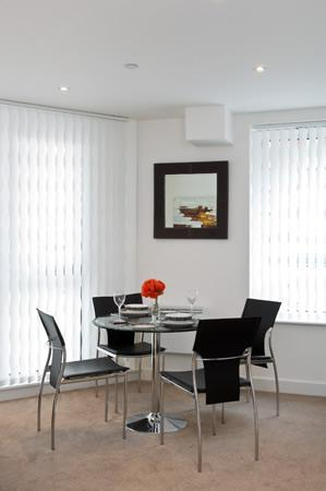 Alderman Apartments, Marsh House: Dining Area serviced apartment