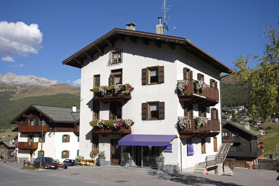 Alpenlodge Livigno Apartments