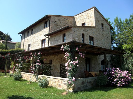 Borgo Al Cerro - one of the buildings