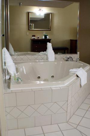 Country Inn &amp; Suites Knoxville-West: Jacuzzi Suite