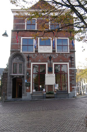 Photo of Hotel Restaurant Les Compagnons Grand Canal Delft