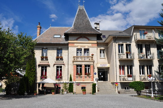 Hotel La Grande Eperviere