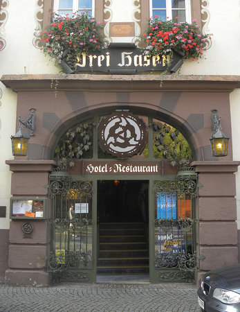 Hotel Restaurant Drei Hasen