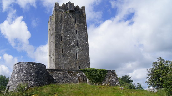 Ballyportry Castle
