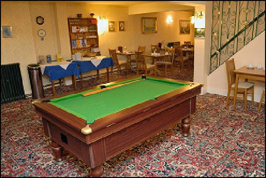 The Winchmore Hotel: Games