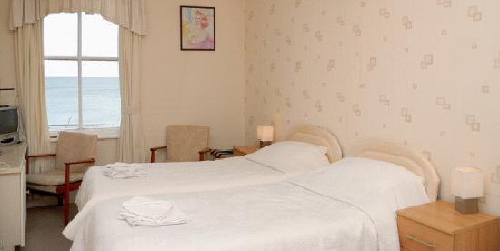 The Winchmore Hotel: room