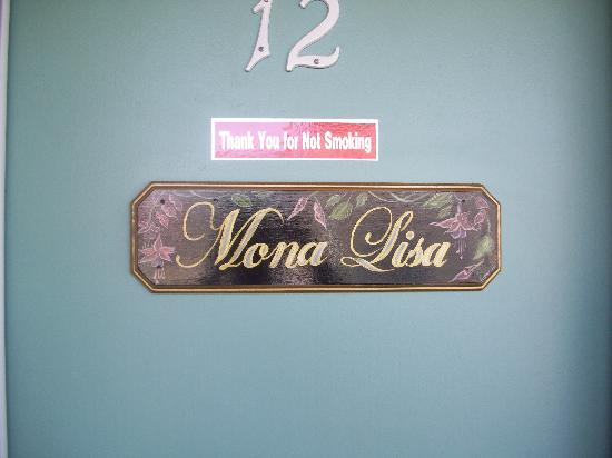 Buona Sera Inn: We picked this room