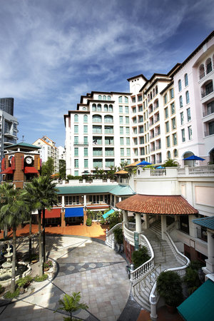 Fraser Place Robertson Walk, Singapore