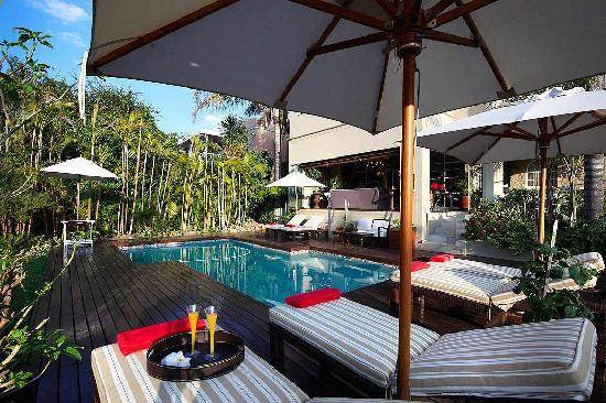 The Residence Boutique Hotel: Pool Area
