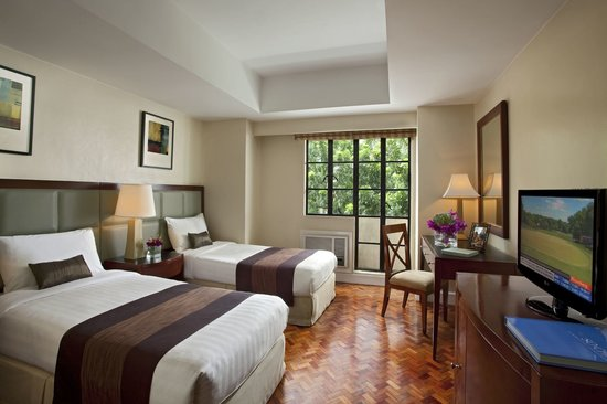 ‪‪Somerset Olympia Makati‬: Studio Apartment‬