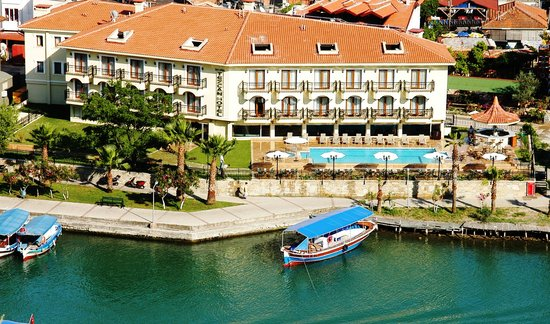 Dalyan Tezcan Hotel