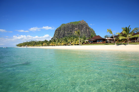 LUX Le Morne: Les Pavillons beach view
