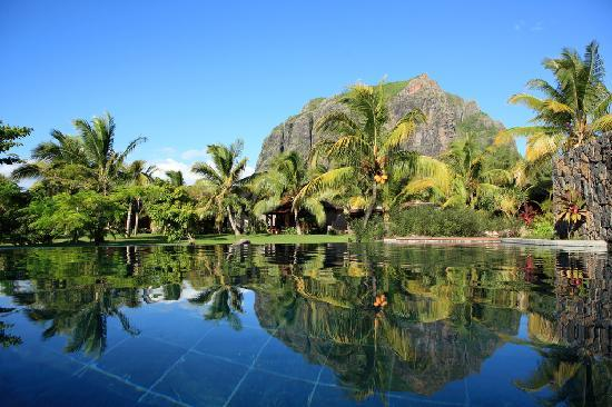 LUX Le Morne: Les Pavillons Pool