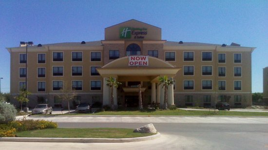 ‪Holiday Inn Express Hotel & Suites San Antonio NW Near Seaworld‬