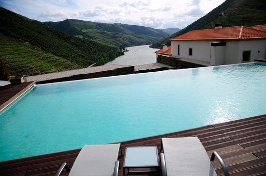 Quinta do Pego: Pool view