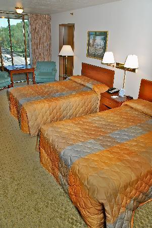 The Fiksdal Hotel and Suites: Double Bed Room