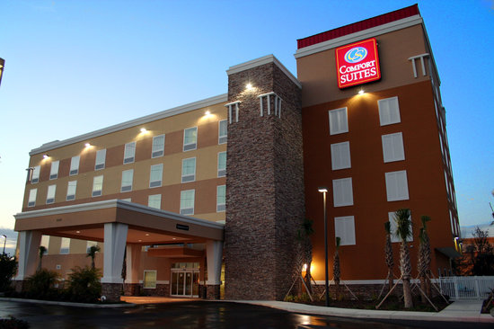 Comfort Suites at Fairgrounds - Casino: Travelers&#39; Choice 2011 Winner!