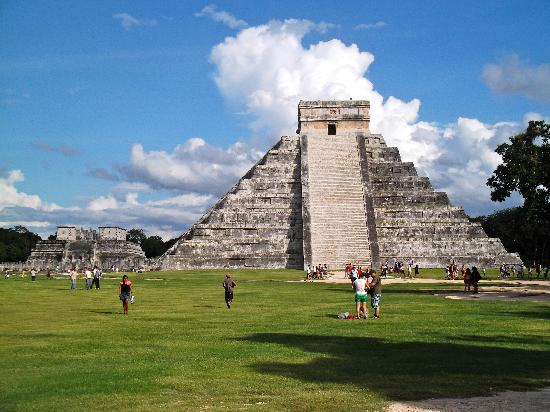 Photos of Chichen Itza Ruins, Chichen Itza
