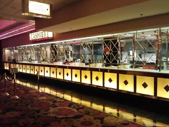 Casino cage manager salary