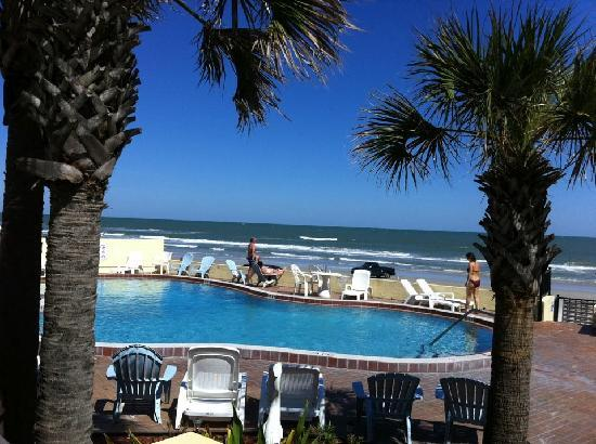 Magic Carpet Oceanfront Motel: Pool photo