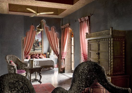 La Sultana Marrakech: Suite deluxe