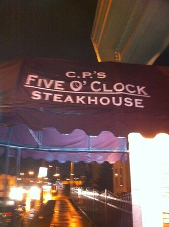 Coerper's 5 O'Clock Club - Now Five O'Clock Steakhouse