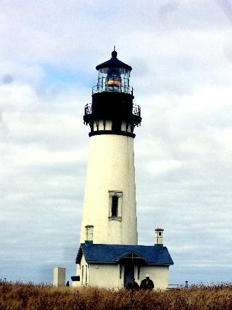 Holiday Inn Express Hotel and Suites Newport: This lighthouse is a few miles from the hotel, and worth it!