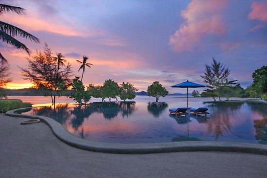 Ko Nakha Yai, Thailand: The Naka Island Resort Pool