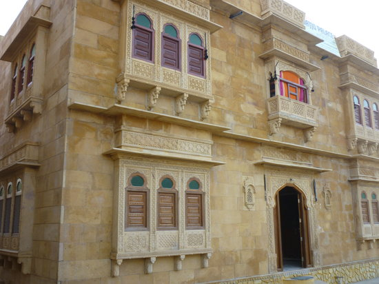 Hotel Gajju Palace Jaisalmer